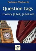 Question tags i zwroty ja też, ja też nie - ebook