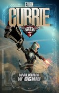Hayden War. Tom 3. Walkiria w ogniu - ebook
