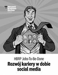 "HBRP Jobs-To-Be-Done ""Rozwój kariery w dobie social media"" - ebook"