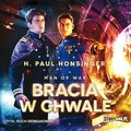 Man of War. Tom 3. Bracia w chwale - audiobook