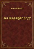 Do Bogarodzicy - ebook