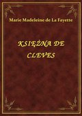 Księżna De Cleves - ebook