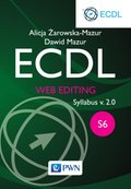 technologie: ECDL. Web editing. Moduł S6. Syllabus v. 2.0 - ebook