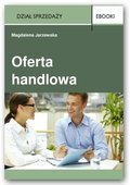 Oferta handlowa  - ebook