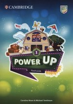 pomoce naukowe: Power Up Level 1 Flashcards (Pack of 179) – zabawka