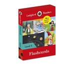 pomoce naukowe: Ladybird Readers Level 4 Flashcards – zabawka