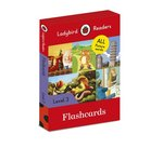 pomoce naukowe: Ladybird Readers Level 3 Flashcards – zabawka