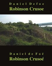 : Robinson Crusoe. Robinson Crusoé - ebook